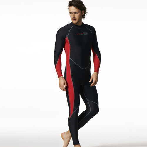 【SAIN SOU】抗UV防水母螫咬連身水母衣A90513