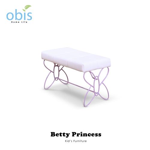 兒童家具/桌椅/床前椅【obis】Kid's Neverland貝蒂公主系列 - 床前椅