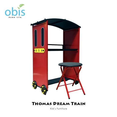 兒童家具/書桌/桌椅【obis】Kid's Neverland湯瑪士小火車系列 - 書桌椅