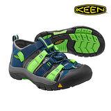 KEEN 織帶涼鞋Newport H2 1014246《童款》/ 城市綠洲