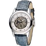 梭曼 Revue Thommen 浮華世紀鏤空機械腕錶 12110.2532