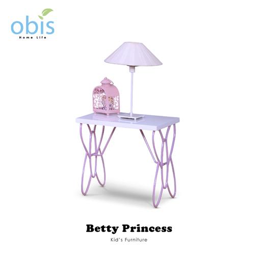 兒童家具/桌椅/床邊桌【obis】Kid's Neverland貝蒂公主系列 - 床邊桌