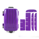 【iGimmick】魔術分裝收納盒- 紫色行李箱