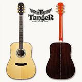 ★Tanger★TD-35 全單板木吉他~附贈琴盒!