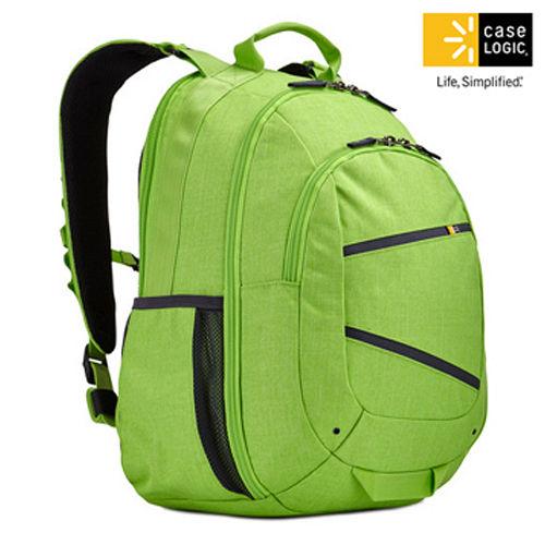美國Case Logic 雙肩15.6吋 10.1吋平板電腦後背包BPCA~315蘭姆綠色