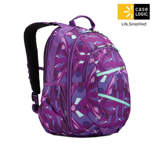 美國Case Logic 雙肩15.6吋 10.1吋平板電腦後背包BPCA~315虹光色