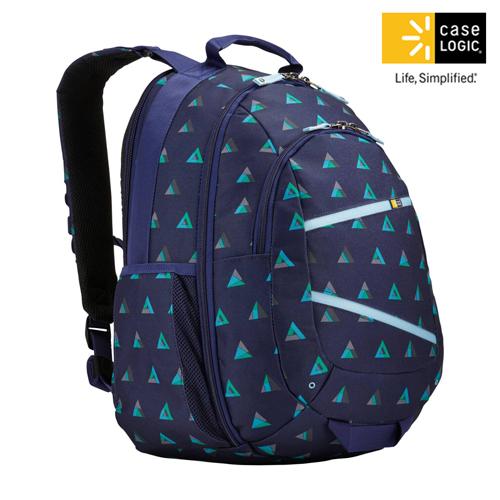 美國Case Logic 雙肩15.6吋 10.1吋平板電腦後背包BPCA~315青峰色