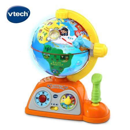 【Vtech】聲光探索互動地球儀