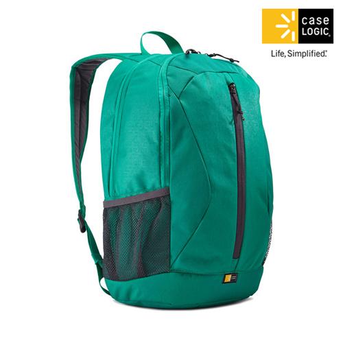 美國Case Logic 雙肩15.6吋 10.1吋平板電腦後背包IBIR~115薄荷綠色