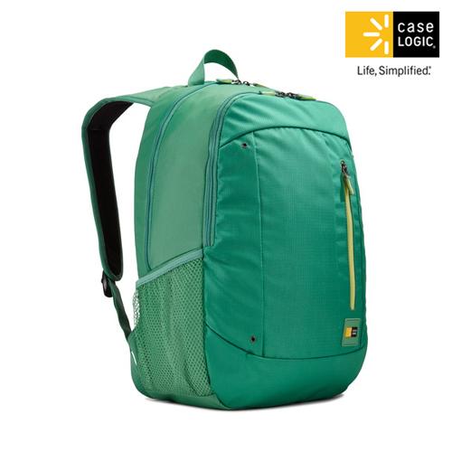 美國Case Logic 雙肩15.6吋 10.1吋平板電腦後背包WMBP~115葉綠色