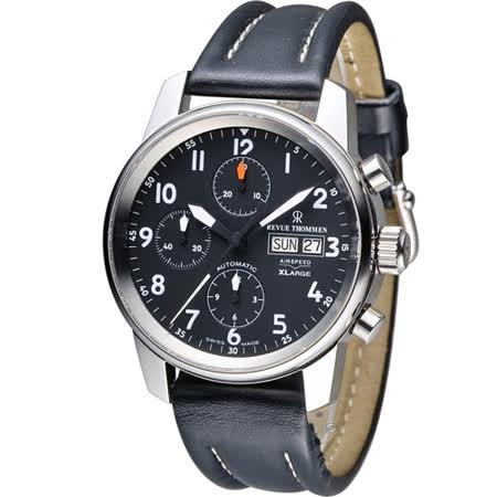 梭曼 Revue Thommen AIRSPEED系列X-Large機械腕錶 16051.6537