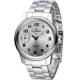 梭曼 Revue Thommen AIRSPEED系列獨立秒針機械腕錶 16702.3132