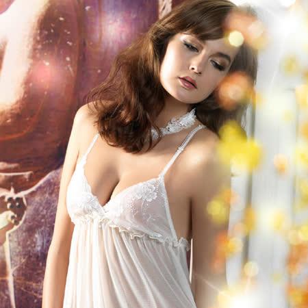 【LADY】綺幻星辰系列 襯衣(浮華白)