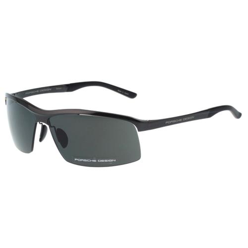 Porsche Design保時捷- 太陽眼鏡(槍色)