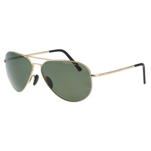 Porsche Designs 保時捷- 太陽眼鏡(淡金色)