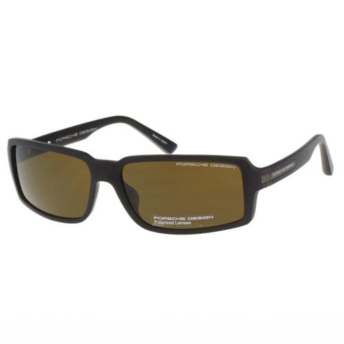 Porsche Designs 保時捷- 太陽眼鏡(深咖啡色)