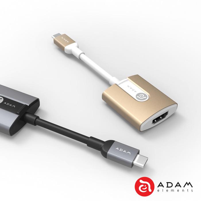 ~亞果元素~CASA H01 USB Type~C 對 HDMI 轉接器