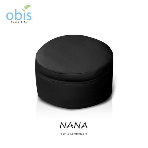 ~obis~NAMI 日式超微粒舒適懶人三角形沙發~三色