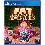 PS4 胖公主大冒險 亞洲中文版