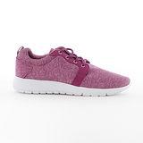 AIRWALK(女) - 無限挑戰舒適輕量慢跑鞋 - 紫