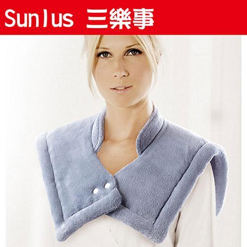 Sunlus三樂事 暖暖頸肩雙用熱敷柔毛墊 MHP1010( SP1003)