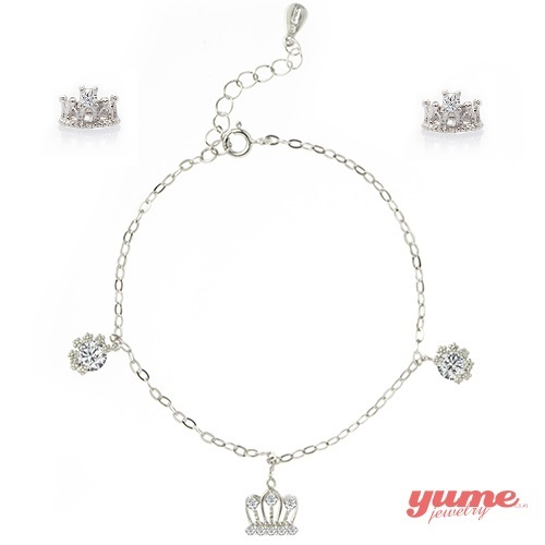 【YUME】公主皇冠套組