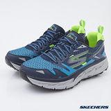 SKECHERS (男) 跑步系列 GO Trail Ultra 3 - 54110BLGR