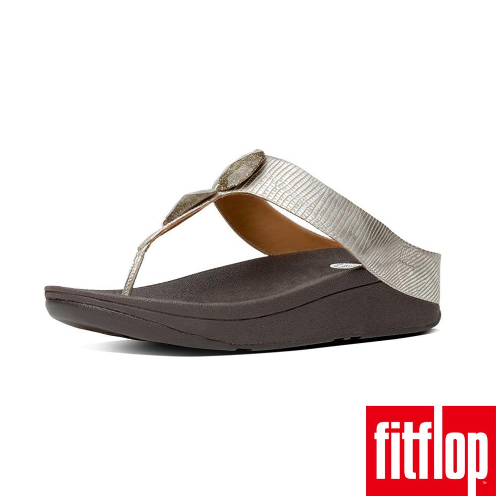FitFlop™-(女款) PIERRA-淡金色
