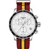 TISSOT天梭 X NBA :邁阿密熱火隊特別版腕錶-42mm T0954171703708