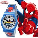 【Marvel】卡通錶(大)---蜘蛛人休閒兒童錶MS4116
