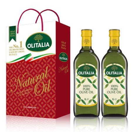 Olitalia奧利塔 純橄欖油禮盒組(2瓶)