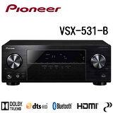 Pioneer先鋒5.1聲道 AV環繞擴大機(VSX-531-B)