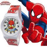 【Marvel】卡通錶(大)---蜘蛛人休閒兒童錶MS4112