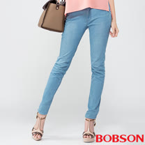 BOBSON 高腰膠原蛋白美肌褲