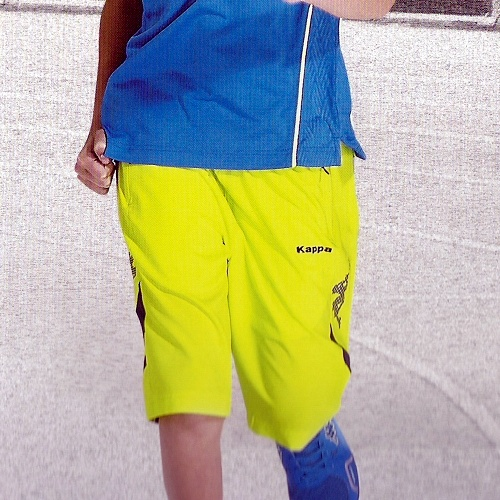 Kappa 小朋友單層短褲 GB62-B501