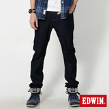 EDWIN 迦績褲 JERSEYS X EDGE窄直筒牛仔褲-男-原藍色