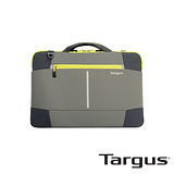 Targus Bex II 15.6吋手提側背包 (灰/黃)
