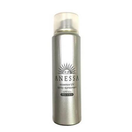 SHISEIDO 資生堂 安耐曬銀鑽保濕防曬噴霧 SPF50+‧PA++++ 60g -friDay購物
