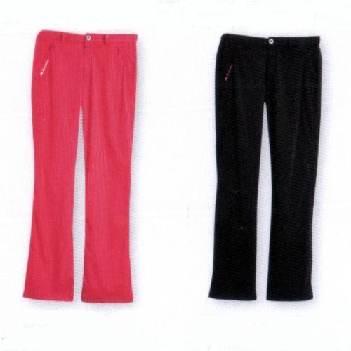 Kappa LADIE'S 平織休閒長褲 FD62-9505