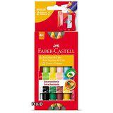 《Faber - Castell 輝柏》油性粉彩條 24 色