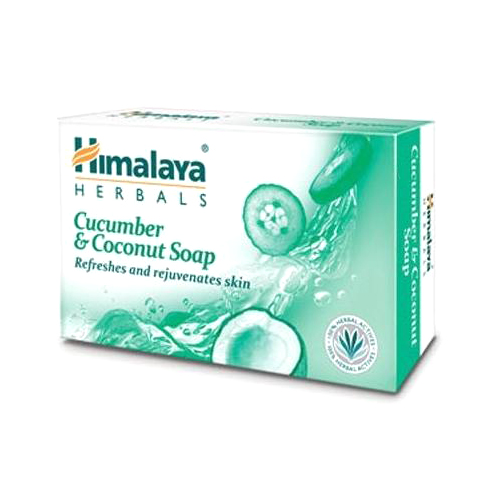 印度Himalaya黃瓜椰子香皂125g
