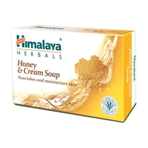 印度Himalaya蜂蜜乳霜香皂125g