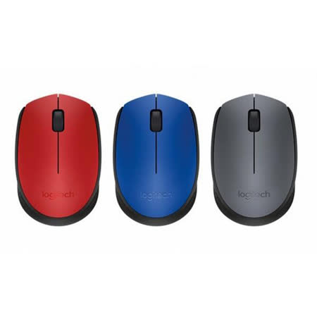 Logitech 羅技 M171 無線滑鼠