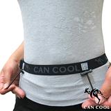 CAN COOL敢酷 25mm寬 運動號碼帶(無補給(黑灰) C160313008