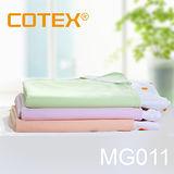 【COTEX可透舒】 嬰兒床防水透氣舖巾 床包