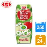 【愛之味】鮮採蕃茄汁Oligo利樂包250ml(24入/箱)