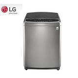 促銷★LG樂金6MOTION DD直立式變頻洗衣機 不銹鋼銀 / 16公斤洗衣容量 (WT-D166VG) 含基本安裝