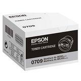【EPSON】S050709 原廠黑色碳粉匣 /適用M200/MX200