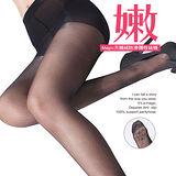 蒂巴蕾 嫩 Magic 天鵝絨防滑彈性絲襪