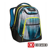 OGIO TRIBUNE 17 吋司令官電腦後背包(流水藍)